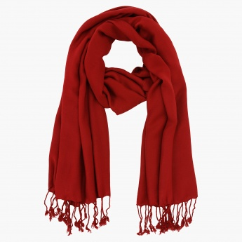 Sasha Solid Colour Scarf