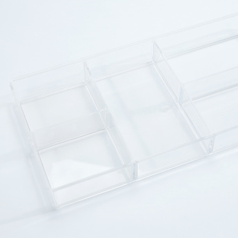 Creative Ware 5-Section Cosmetic Organiser