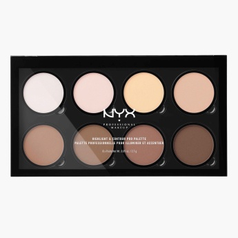 NYX Professional Make Up Highlight and Contour Pro Palette