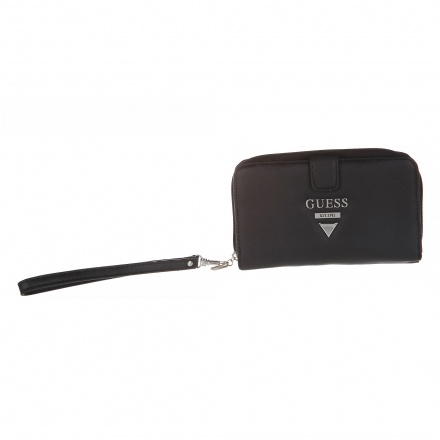 Guess Bi-fold Wristlet Wallet with Flap
