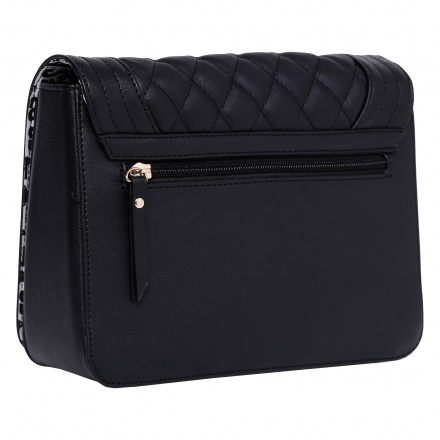Sasha Quilted Satchel Bag