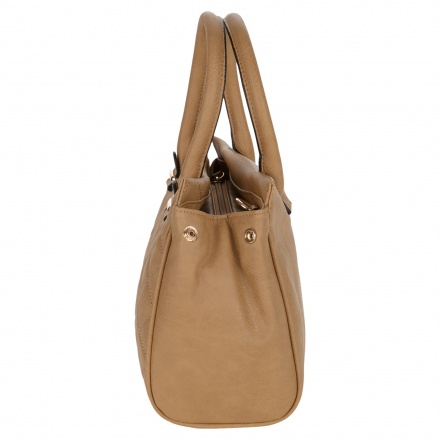 Love Juno Quilted Tote Bag with Sling Belt