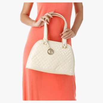 Julia & Michael Quilted Kettle Bag
