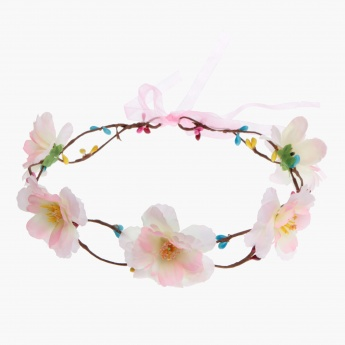 Adore Floral Head Band