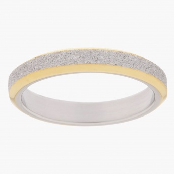 Sasha Textured Finger Ring - Size 8