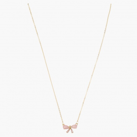 Sasha Bow Pendant Necklace