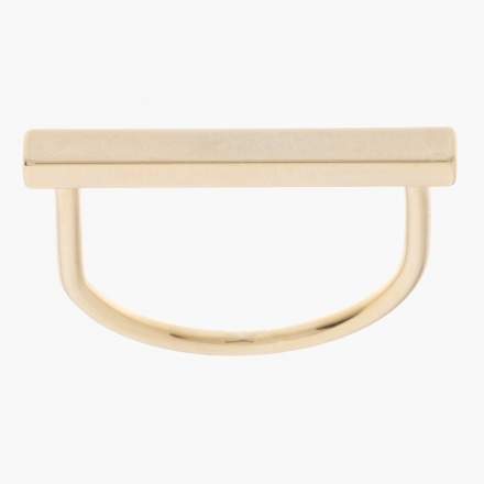 Sasha Cube-shaped Finger Ring