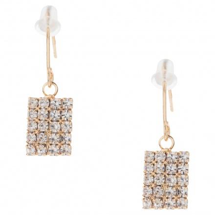 Sasha Square Earrings