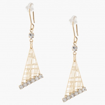 Sasha Crystal-embellished Earrings