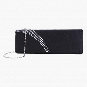 Adore Embellished Clutch