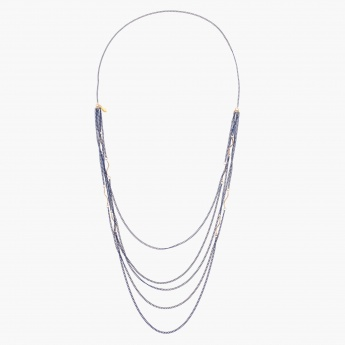 Sasha Multi-layered Chain Necklace
