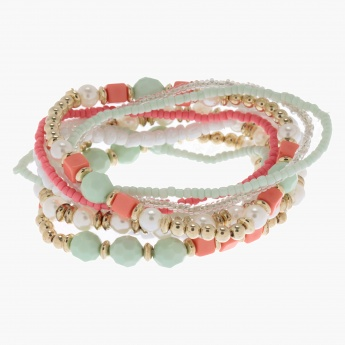 Sasha Beaded Bracelet Set