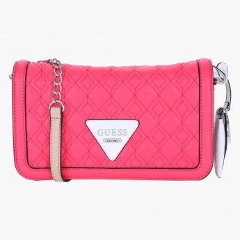 Guess Satchel Crossbody Bag  c8f0500ac0988