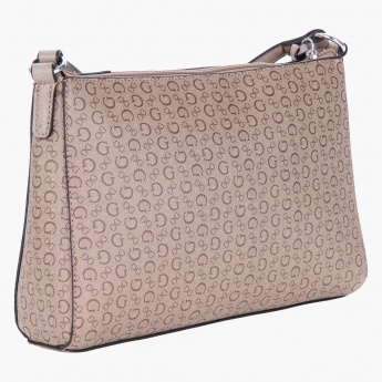 Guess Signature Crossbody Bag