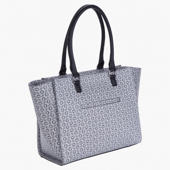 Guess Signature Tote Bag