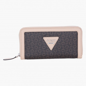 Guess Textured Signature Clutch