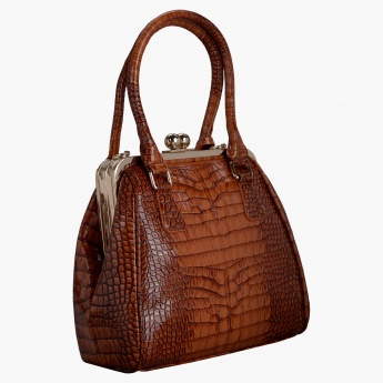 Julia & Michael Textured Tote Bag