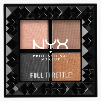 NYX Professional Make Up Full Throttle Eye Shadow Palette