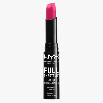 NYX Professional Make Up Full Throttle Lipstick