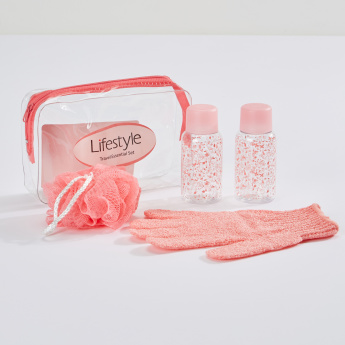 5-Piece Travel Bath Set