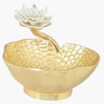 Elite d'Art Nut Bowl - 17.4x14.8x13.4 cms