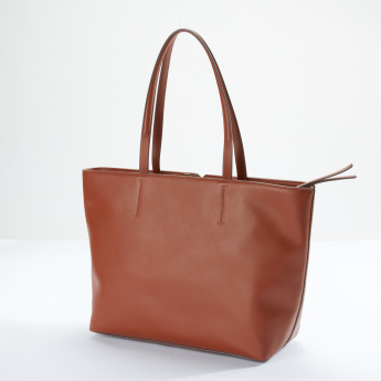 Fiorelli Shopper Bag with Zip Closure