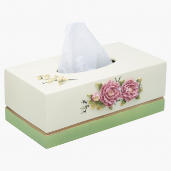 Elite d' Art Canny Tissue Cover - 26.4x14x10.1 cms