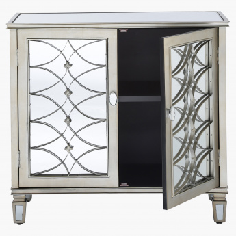 Elite d'Art Mirrored Cabinet