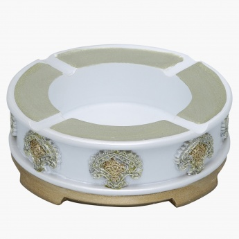 Elite d' Art Laura Pearl Ashtray - 12.7x12.7x4.4 cms
