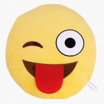 Emoji Pillow - 15.75x15.75 cms
