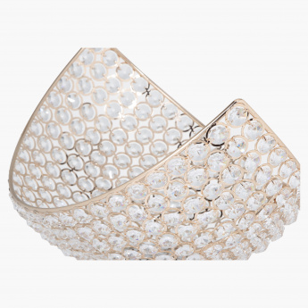 Elite d'Art Studded Bowl - 37x25x18 cms