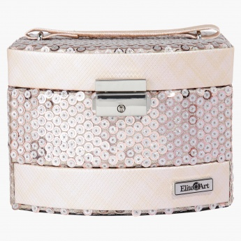 Elite d'Art Semi-Automatic Jewellery Box