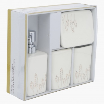 Elite d' Art 4-Piece Bath Set