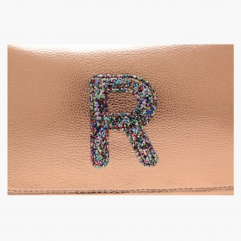 Initial R Passport Holder