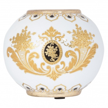 Elite d'Art Regal Baroque Tealight Holder - 10x10x8.5 cms