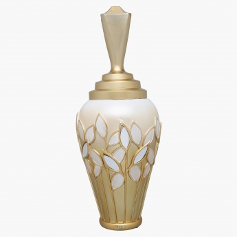 Elite d'Art Decorative Jar - 17x17x46 cms