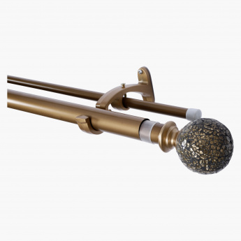 Elite d' Art Terrazo Double Rod