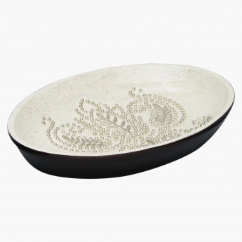 Elite d'Art Crown Soap Dish