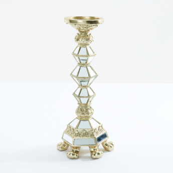 Decorative Pillar Candle Holder