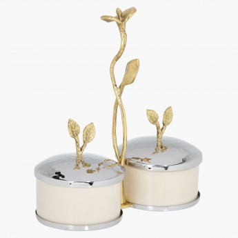 Elite d'Art Canister - Set of 2