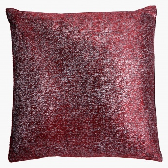 Metallic Print Cushion - 45x45 cms