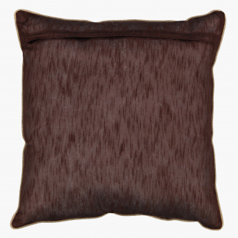 Elite d'Art Embroidered Cushion – 45x45 cms