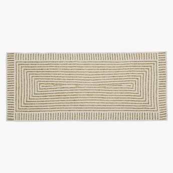 Elite d'Art Pristine Beaded Table Runner - 30x70 cms