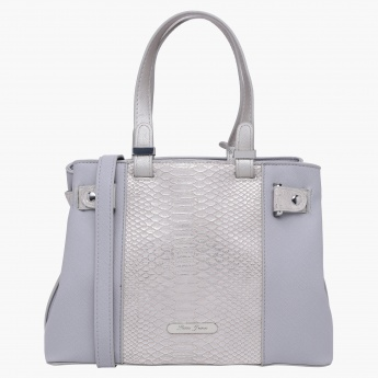 Love Juno Tote Bag with Zip Closure