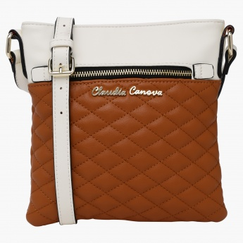 Claudia Cannova Satchel Crossbody Bag
