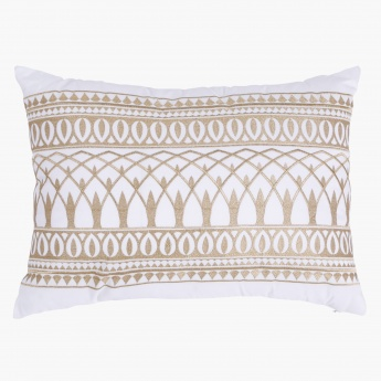 Elite d'Art Golden Rush Cushion - 35x50 cms