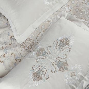 Jane Seymour Amherst Textured 6-Piece King Size Comforter  Set