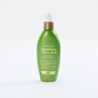 OGX Bamboo Fiber-Full Thickening Root Booster - 178 ml