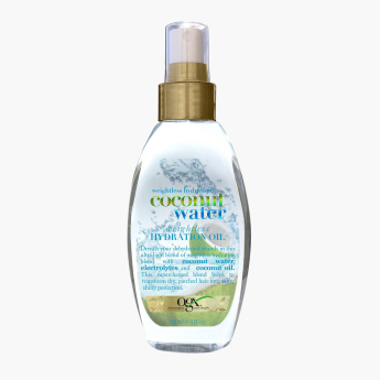 OGX Coconut Water Weightless Hydration Oil - 118 ml