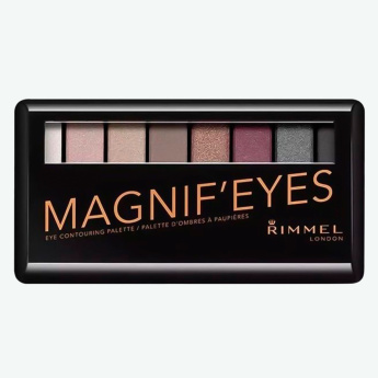 Rimmel London Magnif'Eyes Eyeshadow Contouring Palette